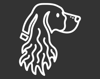 English Springer Spaniel Decal GD118