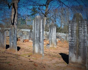 Graveyard photography-Creepy wall art-Graveyard Photos-Historic Graveyard-Gothic art-Tombstone Photos-Original Photography-Select a size