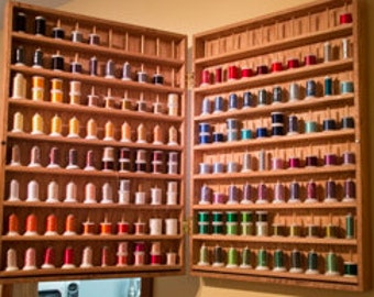 Thread cabinet | Etsy