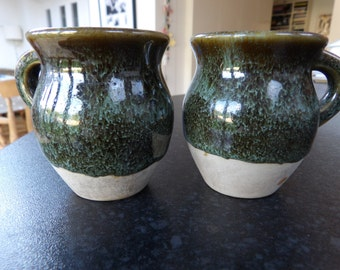 Gorgeous pair of Valenti Stoneware coffee cups