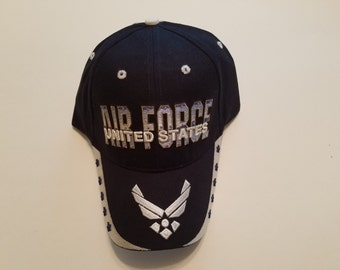 US AIR FORCE Cap, Air Force Accessories, Military Accessories