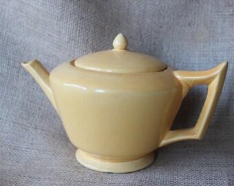 Yellow Tea Pot #294