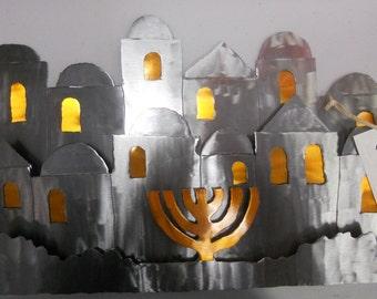 Three Layer Jewish Quarter - Old City - Jerusalem
