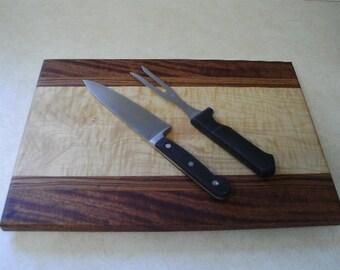 Beautiful handmade cutting board
