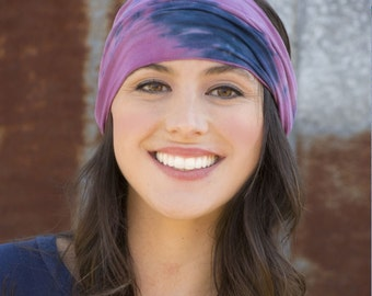 What a Gem Tie Dyed Headband