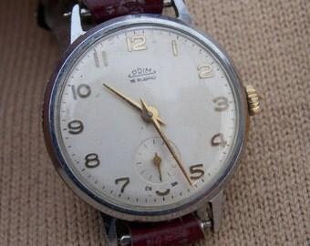 Vintage Prim 15 Rubinu Watch / Che Slovakia watch / rare watch / mechanical watch / working watch / 1960 / unique / gift idea / coletibles