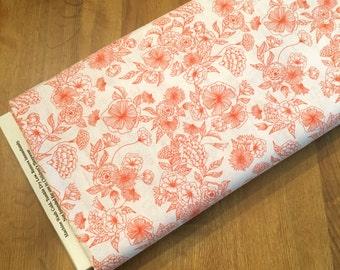 SALE ~ 1/2 YD or 1 YARD  Fabric ~ Saturday Morning Cinnabar 30441 11 by BasicGrey for Moda Fabrics