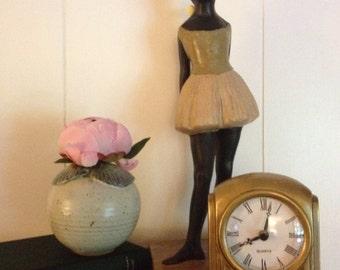 "14"" Tall Plaster Reproduction of Edgar Degas Ballerina Series ""La Petite Danseuse de Quatorze Ans "" - Ballet Sculpture"
