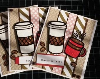Glitter Card Sets