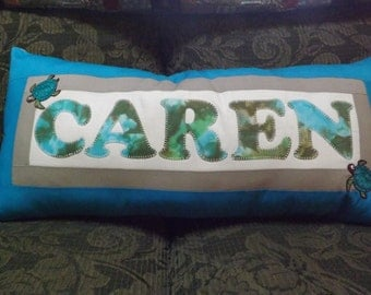 personalized get well pillow