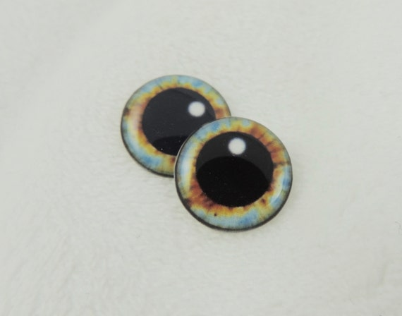 how to make resin doll eyes