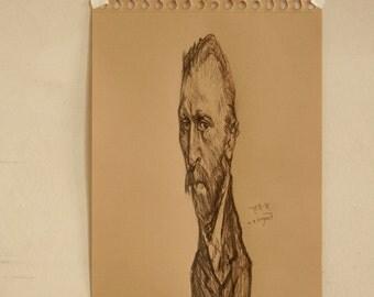 Drawing 2 (van Gogh)