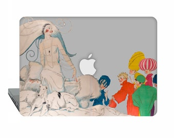 Macbook Air 13 hard case macbook pro 15 TB 2016 case fairy tale Case MacBook 13 clear Case Macbook Pro Retina Macbook Air 11 classic Case