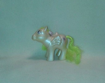 RARE G1 My Little Pony Pearly Baby Surprise (China 1984) MLP