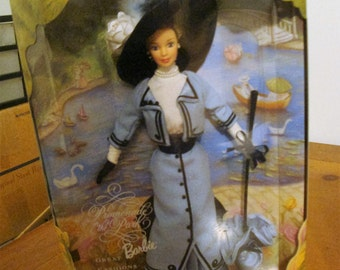 Collector Edition Promenade In The Park Barbie Doll 18630