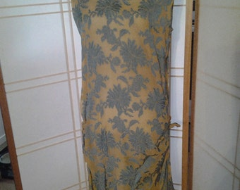 Vintage 1920s Dress Day Dress