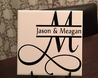 Custom Name Tile