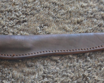Fillet Knife with Pinewood Handle
