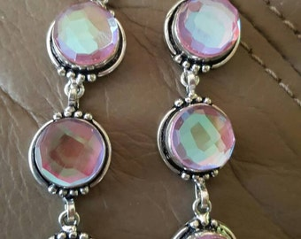 Mystic Topaz Earrings!