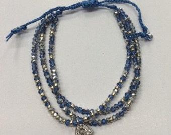 Chamsa Colorful Bracelets