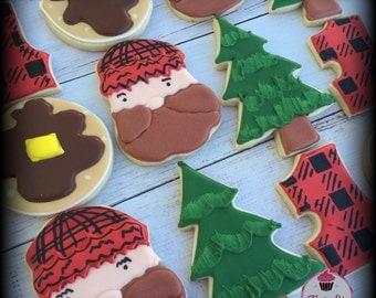 Lumber Jack Cookies