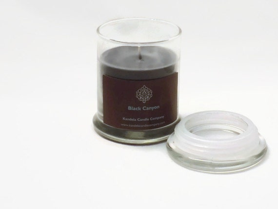 Black Canyon Scented Candle in 12 oz. Status Jar