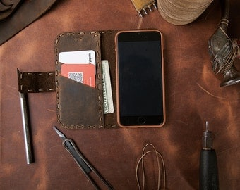 iPhone 5 Leather Case Wallet,iPhone 5 Case,Leather iPhone 5 Case,iPhone 5SE Case Leather,Gift,iPhone 6 Case,İphone 6PLUS Case