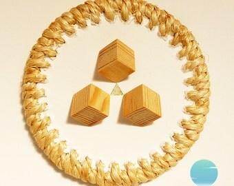 D+Luta, Sunspot, Intelligent Art, Decorative Medallion