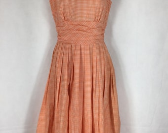 1950s Jerry Gilden New With Tags Summer Dress with Jacket - Size 10 #E120