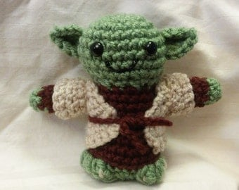 Yoda Doll