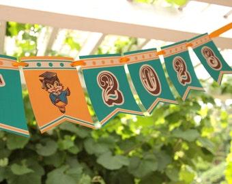 Graduation Banner / Kindergarten / Preschool Graduation Banner