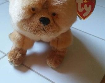 TY beanie baby Zodiac Dog - great condition!