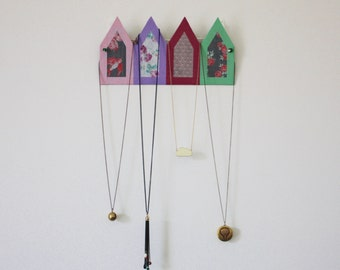 JEWEL#04 - Necklaces and bracelets holder - Pastel