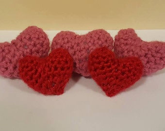 Sweet heart - amigurumi crochet heart