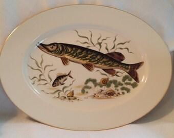 Rosenthal Antique Fish Platter