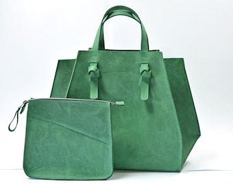 Womens leather handbag, handmade womens bag, leather tote bag, womens tote, shopper bag, women leather purse, leather bag, women leather bag