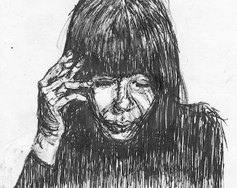 Portrait of Asakawa Maki