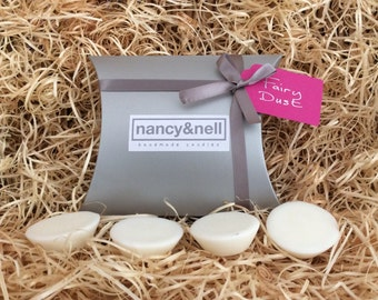 Wax Melts, Fairy Dust, Pack of 4, Wax Tarts, Scented Wax Melts, Blended Soy Wax, Birthday Gift, Gift for Her, Gift for Him