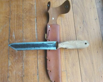 frontiers knife