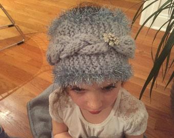 Warm and cozy headband.