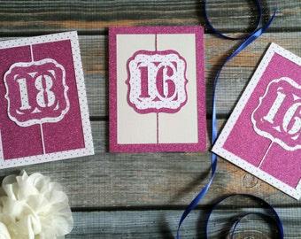 Happy Birthday or Happy Anniversary/Wedding Anniversary Card