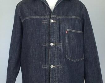 Vintage Levi's Denim Jacket - Size M