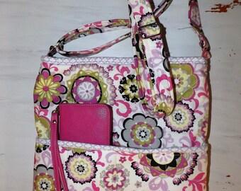 Crossbody Bag - Floral