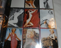 1991 Silver Screen production Marilyn Monroe trading cards #2-21 - printed in England + extra card - Collectible Ephemera               2-15
