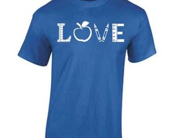 Teacher's Shirt...LOVE