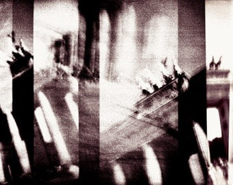 HOLGA BERLIN VI by Sven Pfrommer - Artwork on canvas is ready to hang