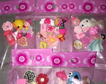 Mix cabochons kawaii grab bags!