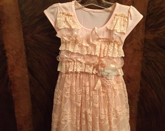 Ballet pink party dress 3t