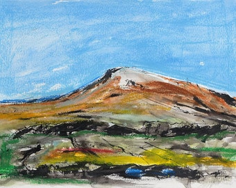 Clee Hill, nr Ludlow