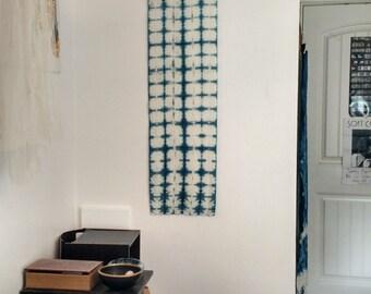 Shibori Wall Hanging